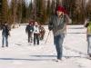 Cedar Breaks Snowshoeing