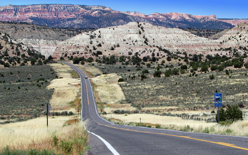 Scenic drives utah scenic byways highways for Cabine del gateway bryce