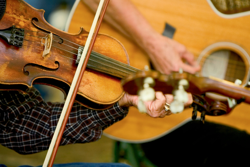 Big Fish Fiddlers Festival @ Panguitch Social Hall | Panguitch | Utah | United States