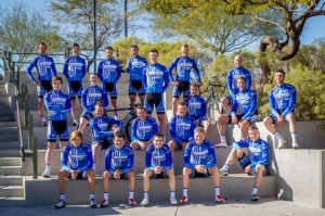 The United Healthcare cycling team