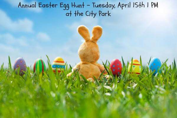 Easter Egg Hunt @ Panguitch City Park