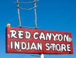 Red Canyon Indian Store