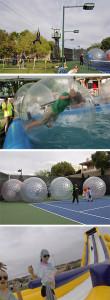 Balloon fest activites