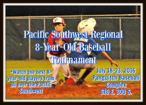 Pacific Southwest Regional Tournament (8 year old) @ Panguitch Baseball Complex | Panguitch | Utah | United States