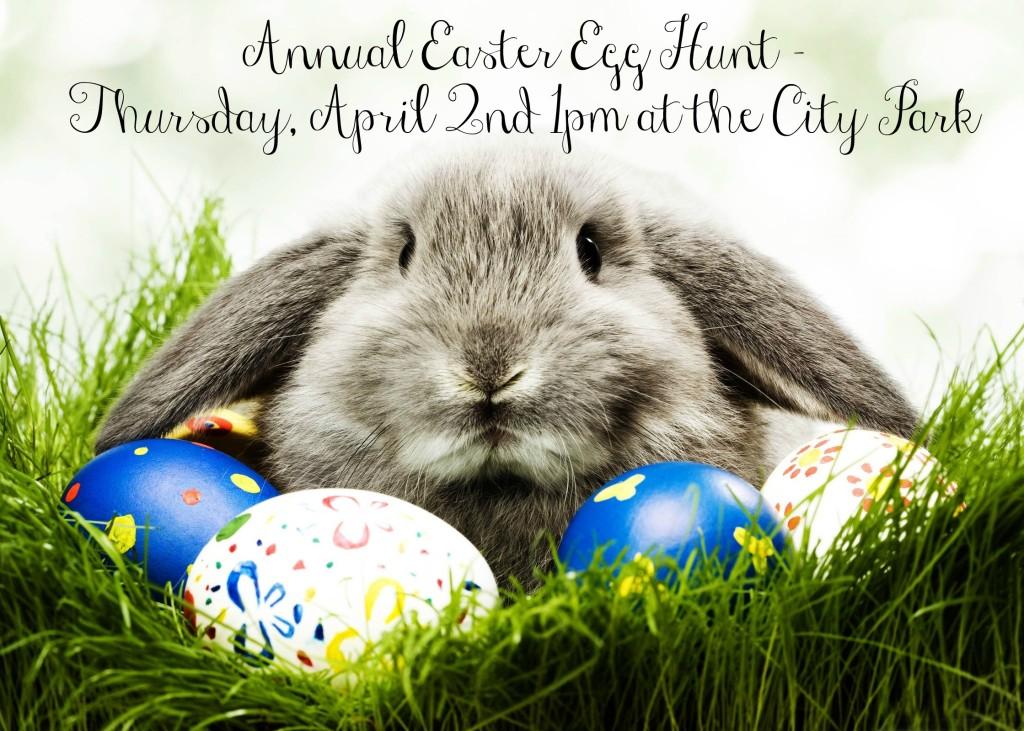 Easter Egg Hunt @ Panguitch City Park