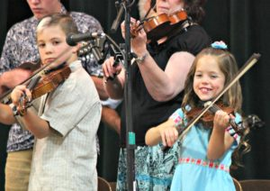 Big Fish Fiddlers Festival @ Panguitch Social Hall