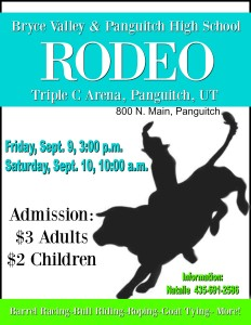 High School Rodeo - Qualifiers @ Triple C Arena