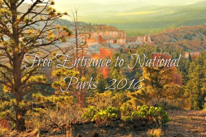 Free Entrance to National Parks