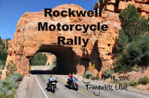Rockwell Motorcycle Rally