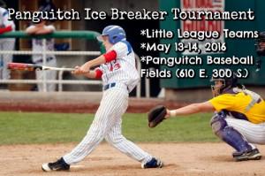 Ice Breaker Tournament @ Panguitch Baseball Complex | Panguitch | Utah | United States