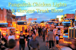 Panguitch Chicken Lights & Chrome Truck Show
