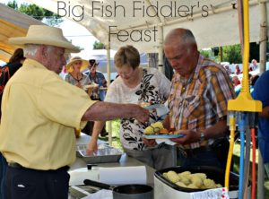 Big Fish Fiddler's Feast @ behind Zions Bank