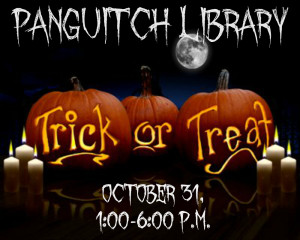 Trick-or-Treat at the Library! @ Panguitch Library   Panguitch   Utah   United States