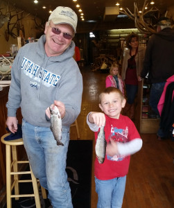 Sign up for Ice Fishing Derby