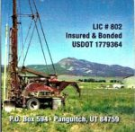 Drilling – Canyon Country Drilling, llc.