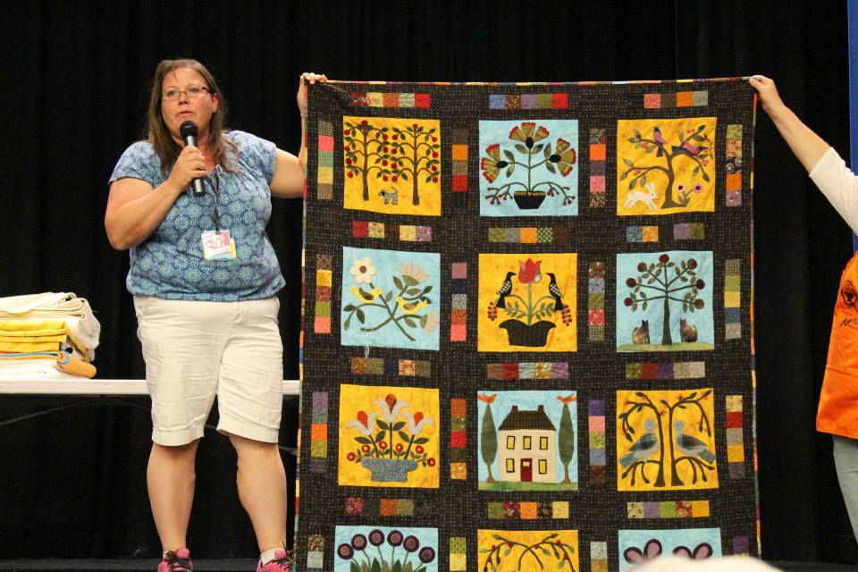 Quilt Walk Festival @ Panguitch High School and Social Hall