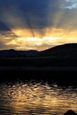 panguitch-lake-sunset